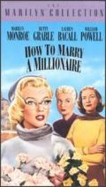 How to Marry a Millionaire [Vhs]