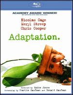 Adaptation [Blu-ray] - Spike Jonze