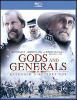 Gods and Generals [Director's Cut] [2 Discs] [Blu-ray]
