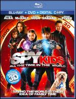 Spy Kids: All the Time in the World [Blu-ray] - Robert Rodriguez