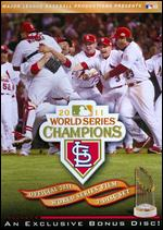 MLB: Official 2011 World Series Film [2 Discs] -