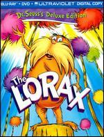 Dr. Seuss: The Lorax [2 Discs] [Includes Digital Copy] [Blu-ray/DVD]