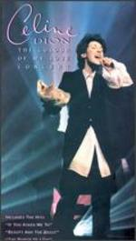 Celine Dion-the Colour of My Love Concert [Vhs]