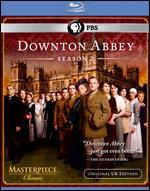 Masterpiece Classic: Downton Abbey - Season 2 [3 Discs] [Blu-ray]