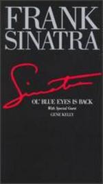 Frank Sinatra-Ol' Blue Eyes is Back [Vhs]