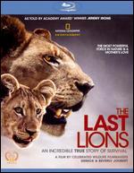 The Last Lions [Blu-ray] - Dereck Joubert
