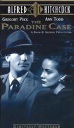 Paradine Case [Vhs]