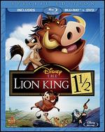 The Lion King 1 1/2 [Special Edition] [2 Discs] [Blu-ray/DVD] - Bradley Raymond