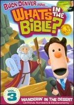 What's in the Bible?, Vol. 3: Wanderin' in the Desert