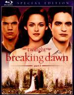 The Twilight Saga: Breaking Dawn - Part 1 [Special Edition] [Blu-ray]