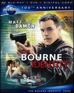 Bourne Identity [100th Anniversary] [Includes Digital Copy] [Blu-ray/DVD]