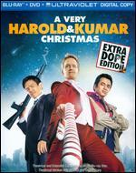 A Very Harold & Kumar Christmas [Extended] [2 Discs] [Includes Digital Copy] [UltraViolet] [Blu-ray/D