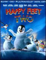 Happy Feet Two [3 Discs] [Includes Digital Copy] [UltraViolet] [Blu-ray/DVD]