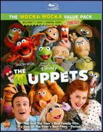 The Muppets [3 Discs] [Includes Digital Copy] [Blu-ray/DVD]