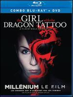 The Girl With The Dragon Tattoo [Blu-ray/DVD] [Bilingual]
