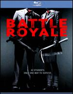 Battle Royale [Blu-ray] [Director's Cut] - Kinji Fukasaku