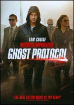 Mission: Impossible - Ghost Protocol [Includes Digital Copy] [UltraViolet]
