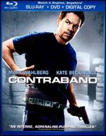 Contraband (Includes 1 BLU RAY Only! )