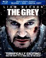 The Grey [2 Discs] [Includes Digital Copy] [UltraViolet] [Blu-ray/DVD]