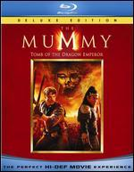 The Mummy: Tomb of the Dragon Emperor [With Movie Cash] [Blu-ray]