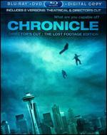 Chronicle [The Lost Footage Edition] [2 Discs] [Includes Digital Copy] [Blu-ray/DVD]