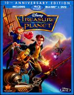 Treasure Planet [10th Anniversary Edition] [Blu-ray] - John Musker; Ron Clements