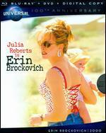 Erin Brockovich [2 Discs] [Blu-ray/DVD]