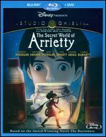 The Secret World of Arrietty [2 Discs] [Blu-ray/DVD]