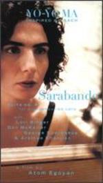 Yo-Yo Ma Inspired by Bach: Sarabande
