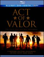"""Act of Valor [Includes Digital Copy] [Blu-ray] - Mike """"Mouse"""" McCoy; Scott Waugh"""