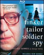 Tinker, Tailor, Soldier, Spy [2 Discs] [Blu-ray]