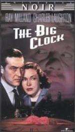 The Big Clock [Vhs]