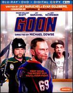 Goon [2 Discs] [Blu-ray/DVD]