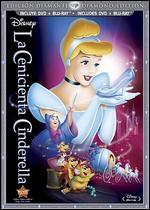 Cinderella [Diamond Edition] [2 Discs] [DVD/Blu-ray] [Spanish]