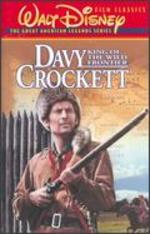 Davy Crockett, King of the Wild Frontier [Vhs]