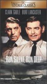 Run Silent Run Deep [Vhs]