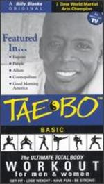 a description of the boe from billy blanks Tae bo embodies late-1990s culture, and its creator billy blanks is still teaching it  in a fitness world that gets more crowded every day.