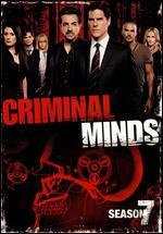 Criminal Minds: The Seventh Season [6 Discs]
