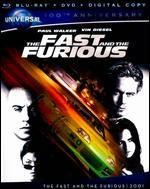 The Fast and the Furious [Universal 100th Anniversary] [2 Discs] [Includes Digital Copy] [Blu-ray/DVD]