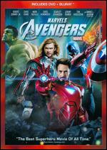 Marvel's The Avengers [2 Discs] [DVD/Blu-ray] - Joss Whedon