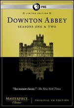 Downton Abbey Seasons 1 & 2 Limited Edition Set-Original Uk Version