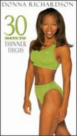 Donna Richardson: 30 Days to Thinner Thighs - Andrea Ambandos
