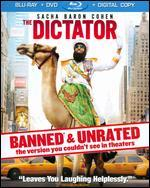 The Dictator [2 Discs] [Includes Digital Copy] [Blu-ray/DVD] [UltraViolet]