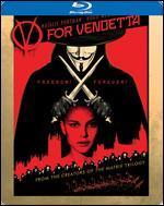 V for Vendetta [Blu-ray] [Steelbook]