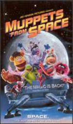 Muppets From Space [Vhs]