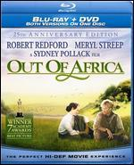 Out of Africa [Blu-ray/DVD]