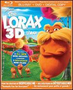 Dr. Seuss' The Lorax [3D] [Blu-ray/DVD]