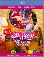 Katy Perry: Part of Me [2 Discs] [Blu-ray/DVD]