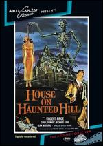 House on Haunted Hill - William Castle
