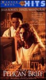 The Pelican Brief [Vhs]